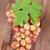 monte · uvas · mesa · de · madeira · vinho · fundo · vermelho - foto stock © karandaev