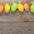 eieren · rustiek · houten · tafel · tabel · hout · boerderij - stockfoto © karandaev