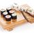 yalıtılmış · pirinç · akşam · yemeği · salata · beyaz - stok fotoğraf © karandaev