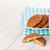 cup of milk and gingerbread cookies stock photo © karandaev