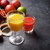 fresh citruses and juices stock photo © karandaev
