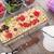 healthy breakfast with muesli milk and berries stock photo © karandaev