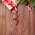 Noel · çalar · saat · hediye · kutusu · şube · ahşap · masa - stok fotoğraf © karandaev