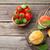 homemade burgers stock photo © karandaev