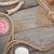 ship rope on old wooden texture background stock photo © karandaev