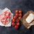 prosciutto · fűszer · tányér · stock · fotó · étel - stock fotó © karandaev
