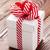 karácsony · ajándék · doboz · asztal · fa · asztal · doboz · piros - stock fotó © karandaev