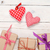 valentines day toy hearts and gift boxes stock photo © karandaev