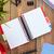 kwiat · książki · starej · książki · biały · książek - zdjęcia stock © karandaev