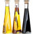 olive oil and vinegar bottles stock photo © karandaev