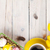 Пасху · желтый · тюльпаны · красочный · яйца · подарок - Сток-фото © karandaev