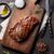 gegrild · biefstuk · kruiden · specerijen · top - stockfoto © karandaev