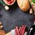 vino · de · uva · queso · salchichas · rojo · vino · blanco - foto stock © karandaev