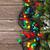 natal · decoração · escuro · árvore - foto stock © karandaev