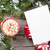 karácsonyi · üdvözlet · ujjatlan · kesztyűk · forró · csokoládé · csésze · mályvacukor · fenyőfa - stock fotó © karandaev