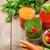 tomates · pepino · cenoura · isolado - foto stock © karandaev