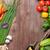 taze · çiftçiler · bahçe · sebze · ahşap · masa · üst - stok fotoğraf © karandaev