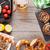 perec · asztal · pékség · egyéb · termék · textúra - stock fotó © karandaev