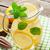 lemonade with lemon mint and ice stock photo © karandaev