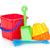 játék · vödör · ásó · tengerparti · homok · játékok · gyermekkor - stock fotó © karandaev