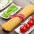 tomates · mozzarella · pasta · verde · ensalada · hojas - foto stock © karandaev