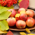 kırmızı · yeşil · elma · yaprakları · tablo · gıda - stok fotoğraf © karandaev