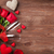 red roses hearts and champagne stock photo © karandaev