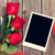 Cup · caffè · rose · rosse · legno · amore · foglia - foto d'archivio © karandaev