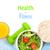 fita · métrica · alimentação · saudável · toalhas · fitness · saúde · isolado - foto stock © karandaev