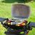 fresh dorado fish and bell pepper grill cooking stock photo © karandaev