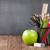 színes · osztályterem · asztal · iskolatábla · kilátás · copy · space - stock fotó © karandaev