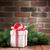 Natale · scatola · regalo · ramo · biglietto · d'auguri - foto d'archivio © karandaev