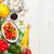 cucina · italiana · cottura · ingredienti · pasta · verdura · spezie - foto d'archivio © karandaev