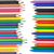 various color pencils and markers stock photo © karandaev