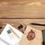 vintage · paperclip · nota · geïsoleerd · witte - stockfoto © karandaev