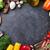 野菜 · 魚 · 肉 · 材料 · 料理 · トマト - ストックフォト © karandaev