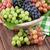 красный · Purple · белый · виноград · корзины - Сток-фото © karandaev