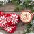 karácsonyfa · forró · csokoládé · mályvacukor · karácsony · fenyőfa · kilátás - stock fotó © karandaev