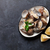 vers · zeevruchten · kom · steen · tabel · top - stockfoto © karandaev