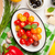 итальянской · кухни · приготовления · Ингредиенты · овощей · сыра · специи - Сток-фото © karandaev