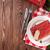 Noel · tablo · boş · plaka - stok fotoğraf © karandaev