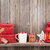vintage · christmas · oude · decoraties · mand - stockfoto © karandaev