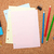 blank notepad page on cork notice board stock photo © karandaev