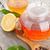 カップ · オーガニック · レモン · フルーツ · 茶碗 · 茶 - ストックフォト © karandaev