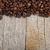 rosolare · caffè · texture · chicchi · di · caffè · primo · piano - foto d'archivio © karandaev