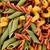 colorato · greggio · spaghetti · primo · piano · shot · cottura - foto d'archivio © karandaev