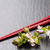 sushis · plaque · poissons · santé · tasse - photo stock © karandaev