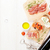 здорового · ветчиной · сэндвич · сыра · помидоров · белый - Сток-фото © karandaev