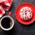 пончик · здоровья · шоколадом · завтрак · кольца · белый - Сток-фото © karandaev