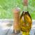 olive oil bottle and pepper shaker stock photo © karandaev